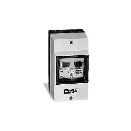 Helios Motorvollschutz-Schalter MW für 1-PH Motor 230 V, 0.4-10 A Aufputz 1579 - Bild 1