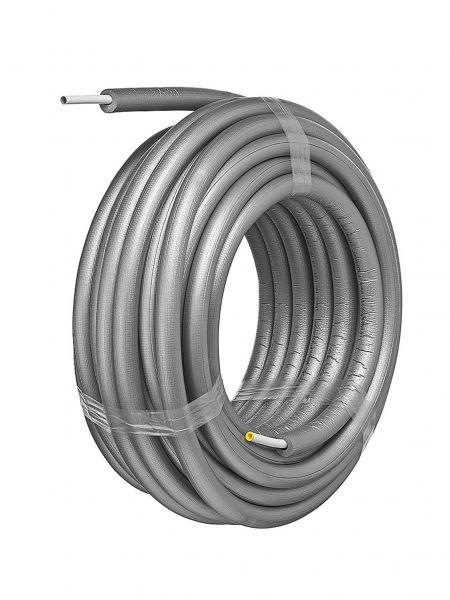 Rohr Alpex F50 Profi 20x2mm vorgedämmt 13mm weiss im Ring je 50m ALPR1320 - Bild 1