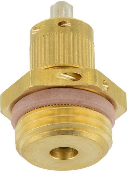 Sensus Einschraubnippel 6202/G 1/2'' für Anschluss-T-Stück mit Muffe 1/2'' - Bild 1