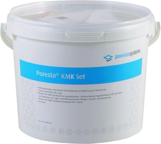 Poresta® Duschsystem Abdichtmaterial Poresta® Abdichtset KMK