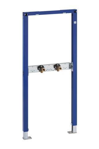 Geberit Duofix Bade-/ Duschwanne 112 cm für AP-Armatur