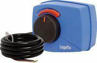 Logafix Stellmotor ARA661 Laufzeit 90 Grad 2 min 5 Nm bis DN 32