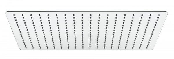 Nikles Regenkopfbrause Piano Quadro 500x370mm Edelstahl verchromt NIKPIAQRKB5037 - Bild 1
