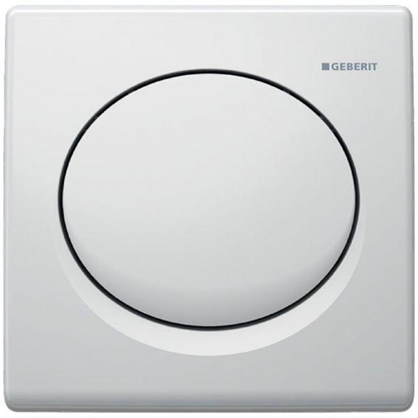 Geberit Urinal Handauslösung Basic pneumatisch weiß-alpin 115.820.11.5 - Bild 1