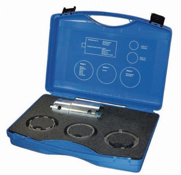 Allmess Montagekoffer UniKOAX für Wohnungswasserzähler - Bild 1