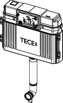 TECE Spülkasten TECEspültechnik 9.820.103 - Bild 1