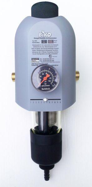 JUDO BIKO Hauswasserstation 1'' Baulänge 195 mm mit Verschraubungen 3,6 m³/h 8172002 - Bild 1