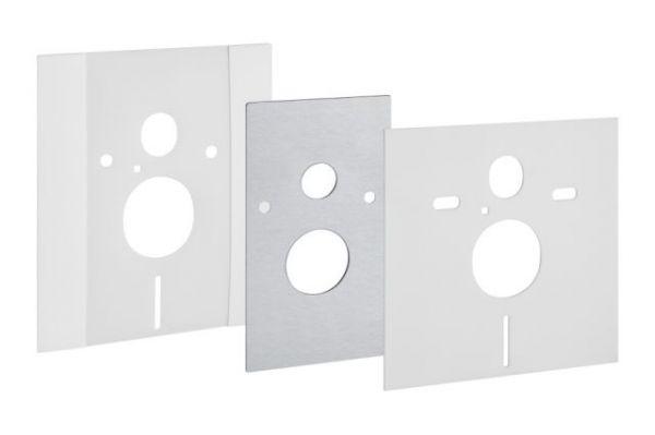 Geberit Duofix Abdeckplatte mit Schallschutzset 115.396.00.1