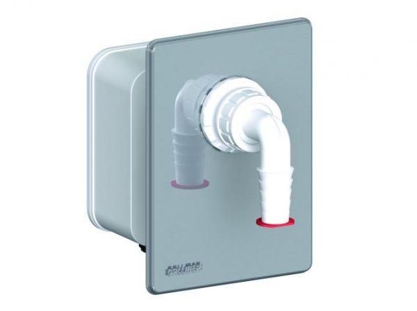 Dallmer Anschlussset Waschgeräte-Siphon 400 Vario.1 Nr. 140418, Bausatz 2 für Einbaugehäuse - Bild 1
