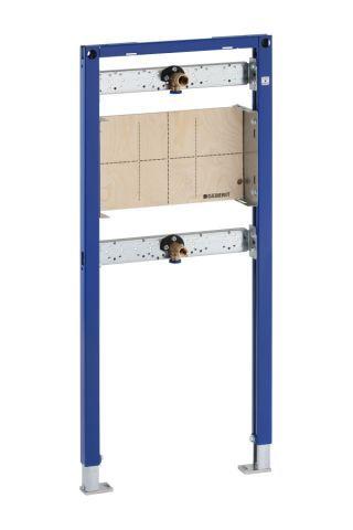 Geberit Duofix Bade-/Duschwanne 112 cm für UP-Armatur