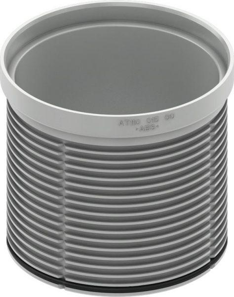 TECEdrainpoint S Verlängerung aus Kunststoff (ABS) 3660006 - Bild 1