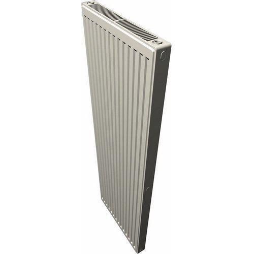 Buderus CV-Profil 21x2200x400 Logatrend Vertikal-Flachheizkörper mit Befestigungsmaterial 7728608304 - Bild 1
