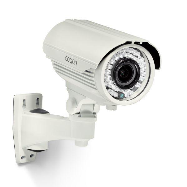 COQON Videokamera für den Außenbereich IP/POE/Variables Objektiv/720 dpi AVP0720V - Bild 1
