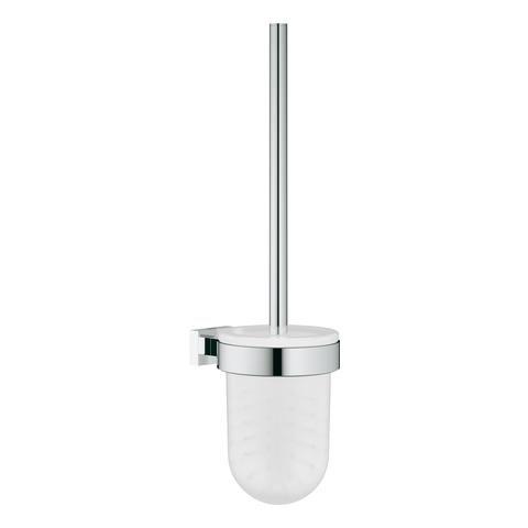 Grohe WC-Bürstengarnitur Essentials Cube 40513 Wandmontage Metall chrom 40513001 - Bild 1