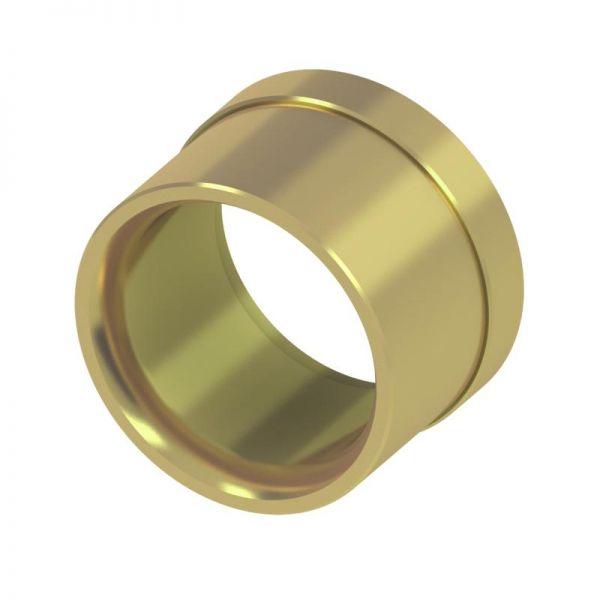 TECEflex Druckhülse 32 mm für Mehrschichtverbundrohr 734532 - Bild 1
