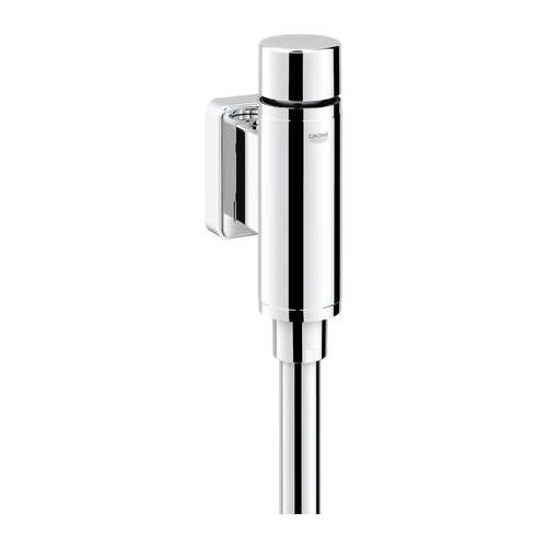 Grohe Urinal-Druckspüler Rondo 37342 DN15 Vorabsperrung Behördenausführung verchromt 37342000 - Bild 1