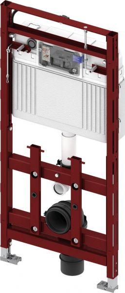 TECElux Spülkasten WC-Modul 200 BH 1120 Einwurfschacht 9600200 - Bild 1