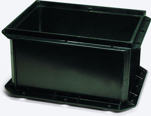 Kessel Aufsatzstück Größe 3 ohne Abdeckplatte Höhe 220 mm 32500 - Bild 1