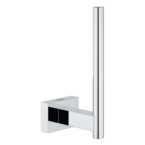 Grohe Reservepapierhalter Essentials Cube 40623 Wandmontage Metall chrom 40623001 - Bild 1