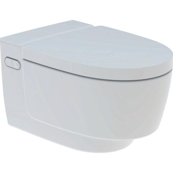 Geberit AquaClean Mera Classic WC-Komplettanlage wandhängend weiß-alpin 146.200.11.1 - Bild 1