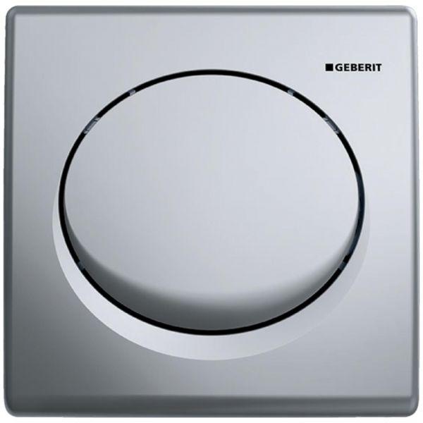 Geberit Urinal Handauslösung HyBasic pneumatisch chrom seidenglanz 115.820.46.5 - Bild 1