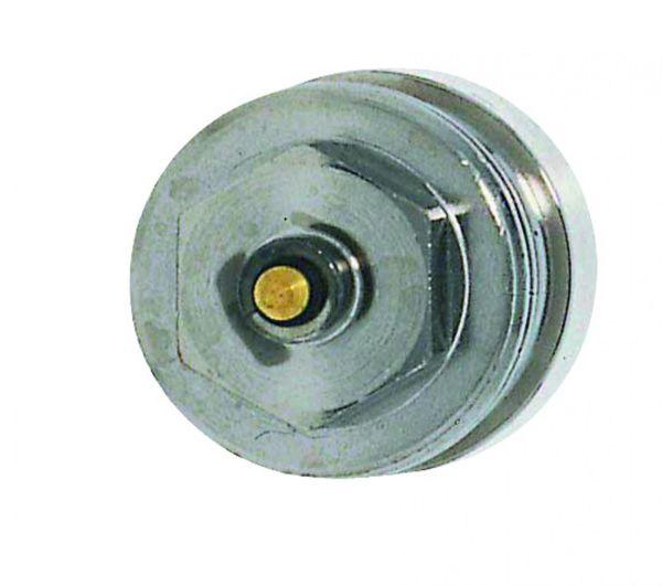 Heimeier Adapter an TA Heimeier Thermostatventile Anschluss M 28x1,5 # 9701-28.700 - Bild 1
