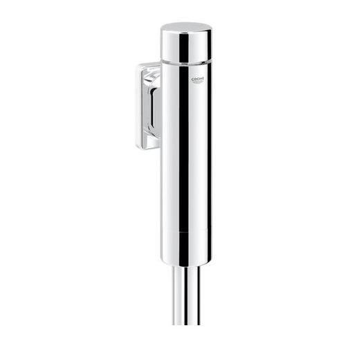 Grohe WC-Druckspüler Rondo A.S. 37349 DN20 mit integrierter Vorabsperrung verchromt 37349000 - Bild 1