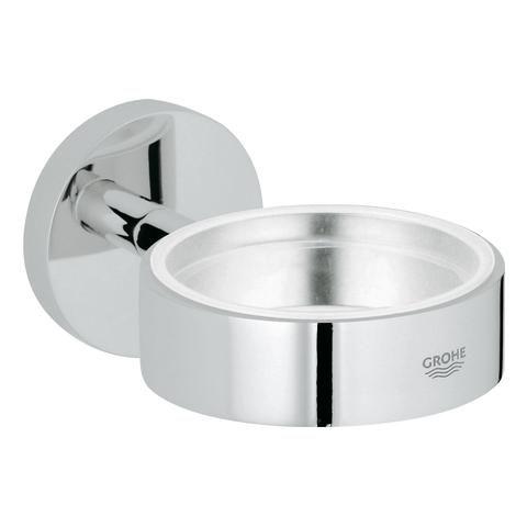 Grohe Halter Essentials 40369 für Becher Seifenschale/Seifenspender chrom 40369001 - Bild 1
