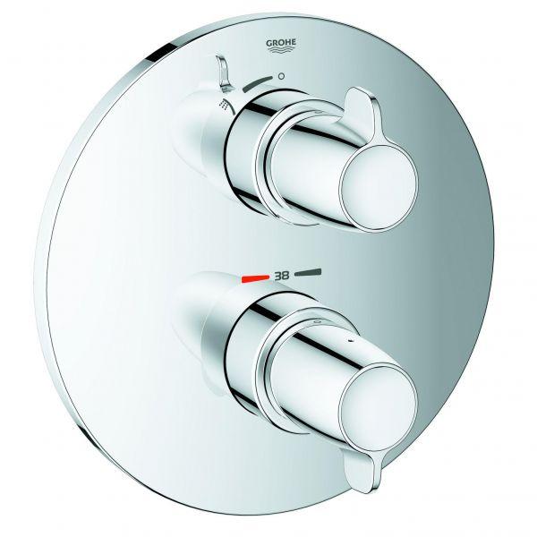 Grohe Thermostat-Brausebatterie Grohtherm Special FMS verchromt 29094000 für Rapido T 35500000 - Bild 1