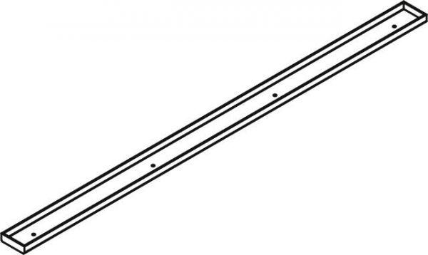 Kermi Rinnenabdeckung Line D6X 090 L 900 x B 45 x H 13 mm - Bild 1