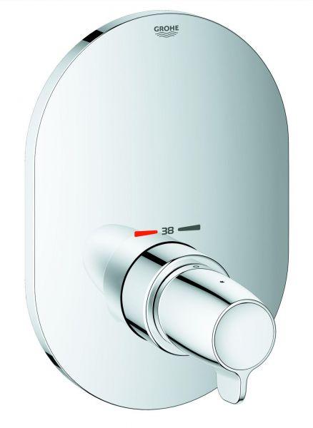 Grohe Thermostat-Zentralbatterie Grohtherm Special FMS verchromt 29096000 für Rapido T 35500000 - Bild 1
