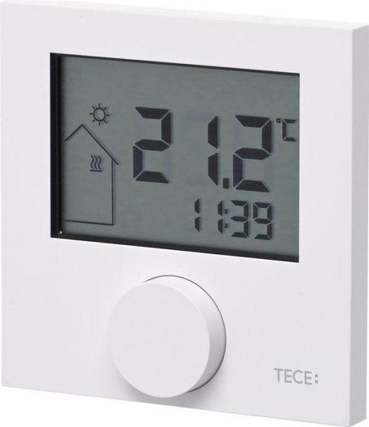TECEfloor Raumthermostat, Display 230 V, Standard, Heizen 77410034 - Bild 1