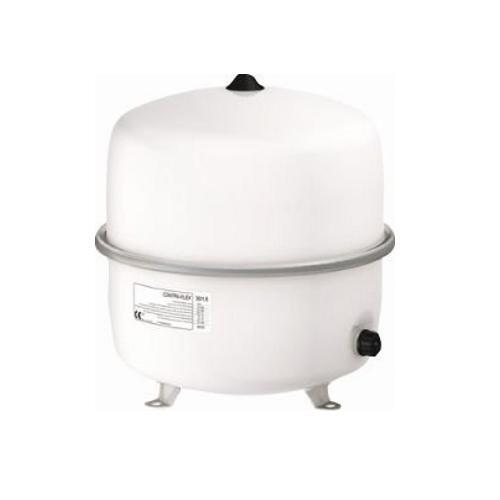 Logafix Ausdehnungsgefäß BU-H 80 Liter weiss für Heizung 80432048 - Bild 1