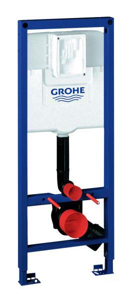 Grohe Rapid SL Spülkasten WC Element BH 113cm, Breite 0,42cm, für behindengerechte Montage 38675001 - Bild 1