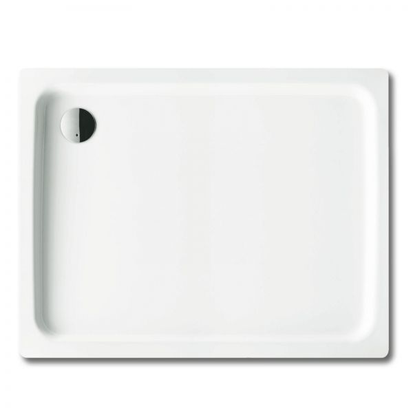 kaldewei duschwanne duschplan 90x80x6 5 cm weiss stahl 3 5 mm modell 544 2 inklusive tr ger. Black Bedroom Furniture Sets. Home Design Ideas