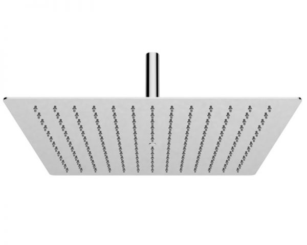 Nikles Regenkopfbrause Piano Quadro 400x400mm Edelstahl verchromt NIKPIAQRKB40 - Bild 1