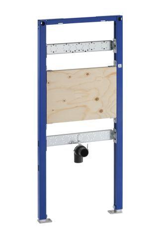 Geberit Duofix Ausgussbecken 112-130 cm für Wandarmatur